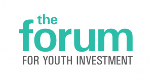 The Forum for Youth Investment Logo